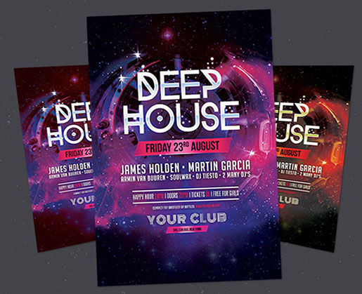 house-party-flyer