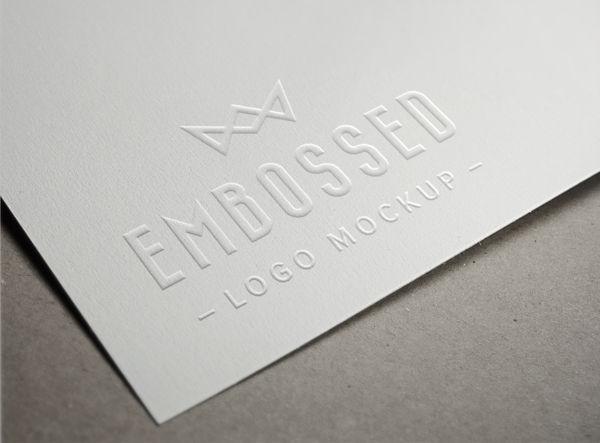 1. Embossed-Paper-Logo