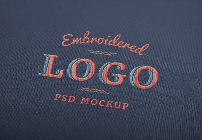 8. Embroidered-Logo