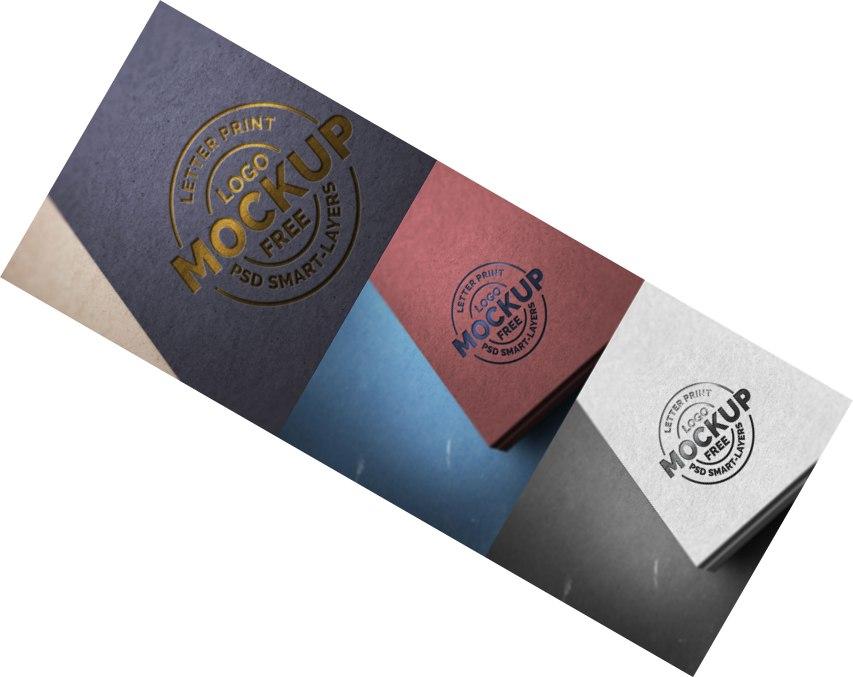 9. letter-print-logo