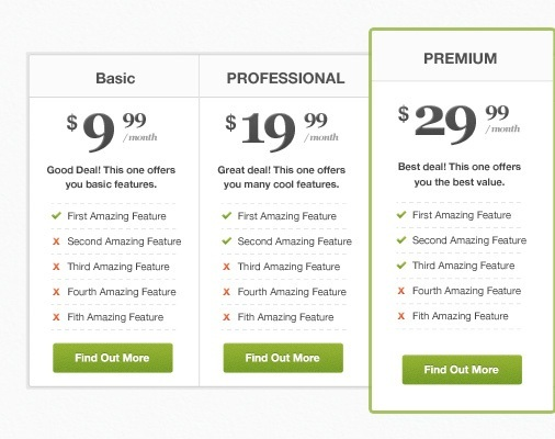 pricing_table