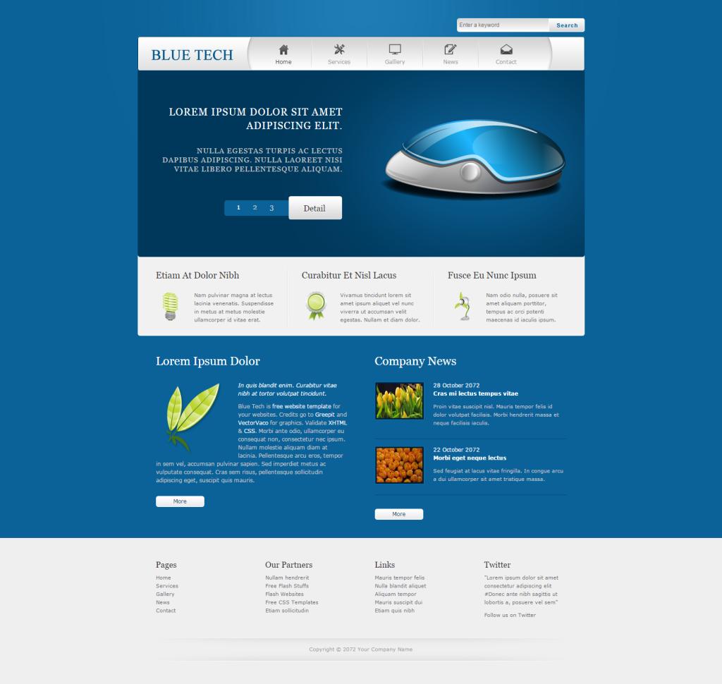 10. Blue Tech