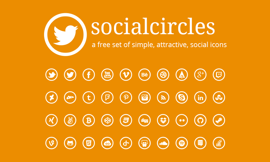 9. Socialcircles by robby