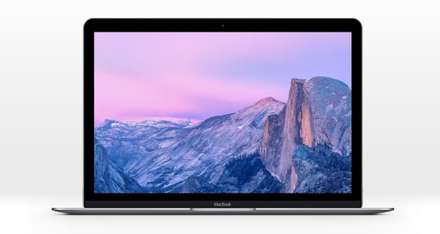 3. Mac-book Mock-Up